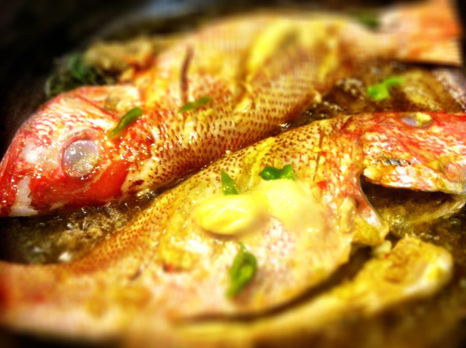 Poisson au gros sel l 39 haitienne haitian fish recipe for Cuisine haitienne