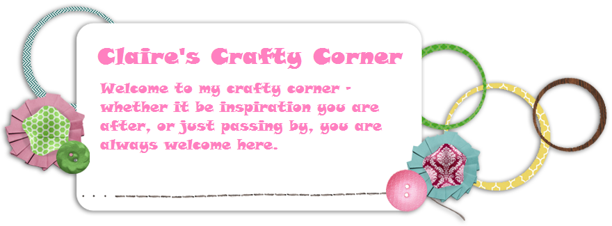 Claire&#39;s Crafty Corner