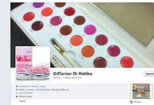Facebook Giffarine Di Hatiku