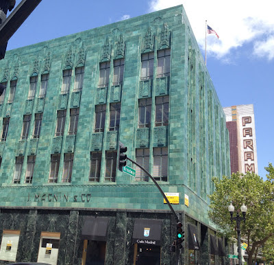 I. Magnin Building, Downtown Oakland, CA