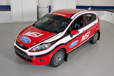 Ford Fiesta MS1