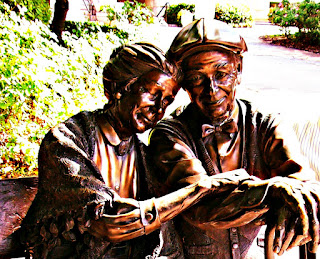 Valentine, by George Lundeen, located in Decatur, Ga.