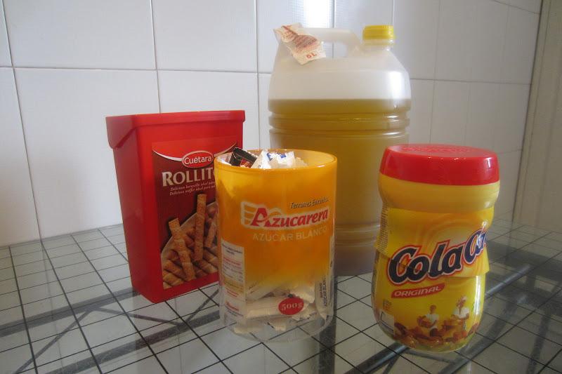 Puntadas agrupadas hoy toca reciclar for Ingredientes para cocinar