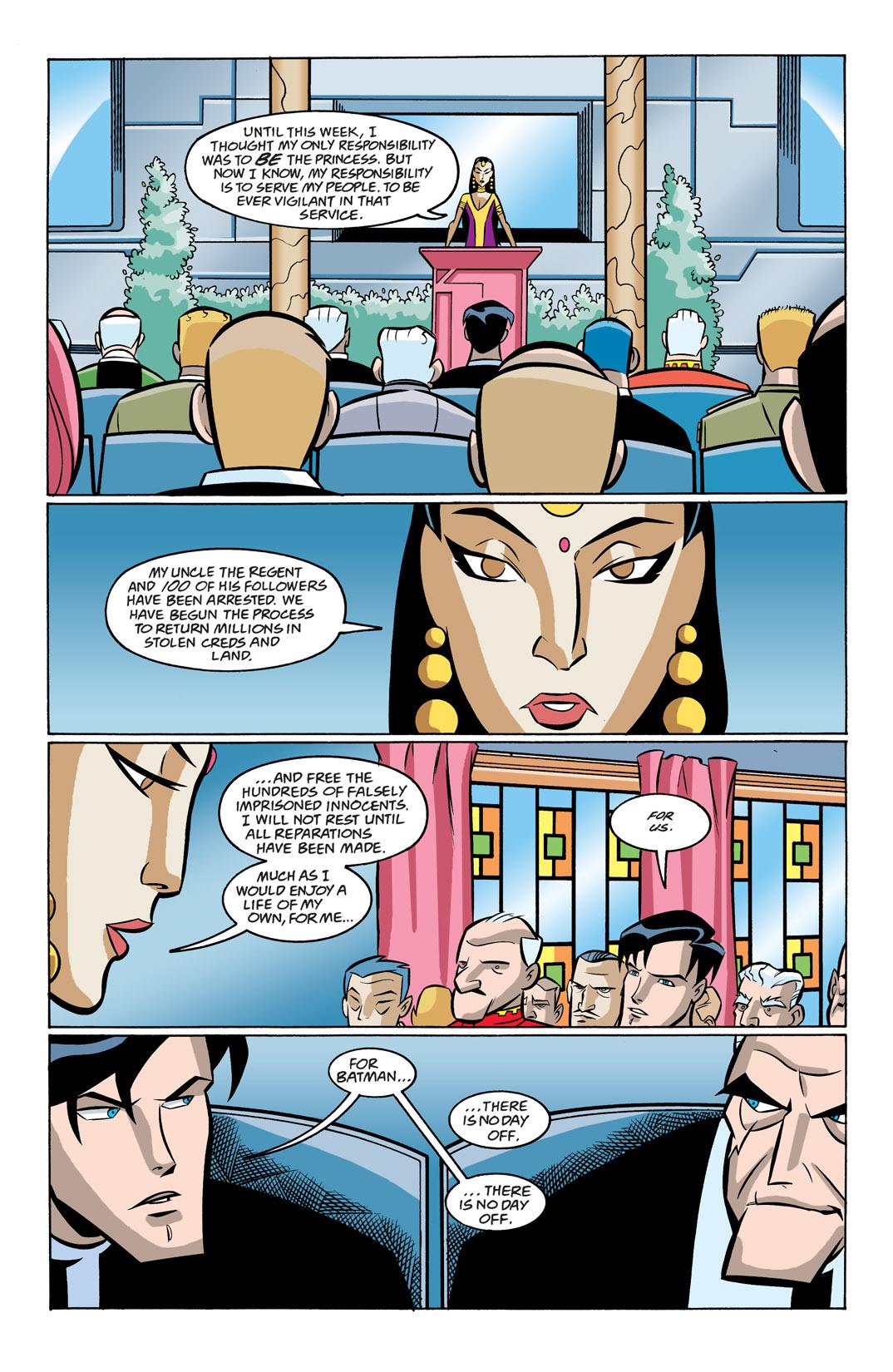 Batman Beyond [II] Issue #19 #19 - English 23