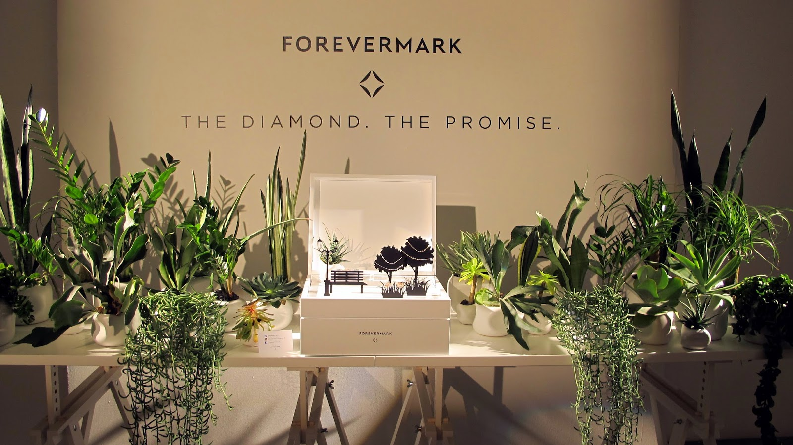 Forevermark Diamonds Oscar Suite 2015