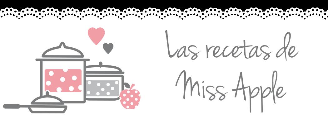 Las recetas de Miss Apple