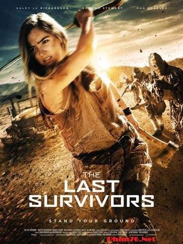 Nữ Chiến Binh Cuối Cùng - The Last Survivors