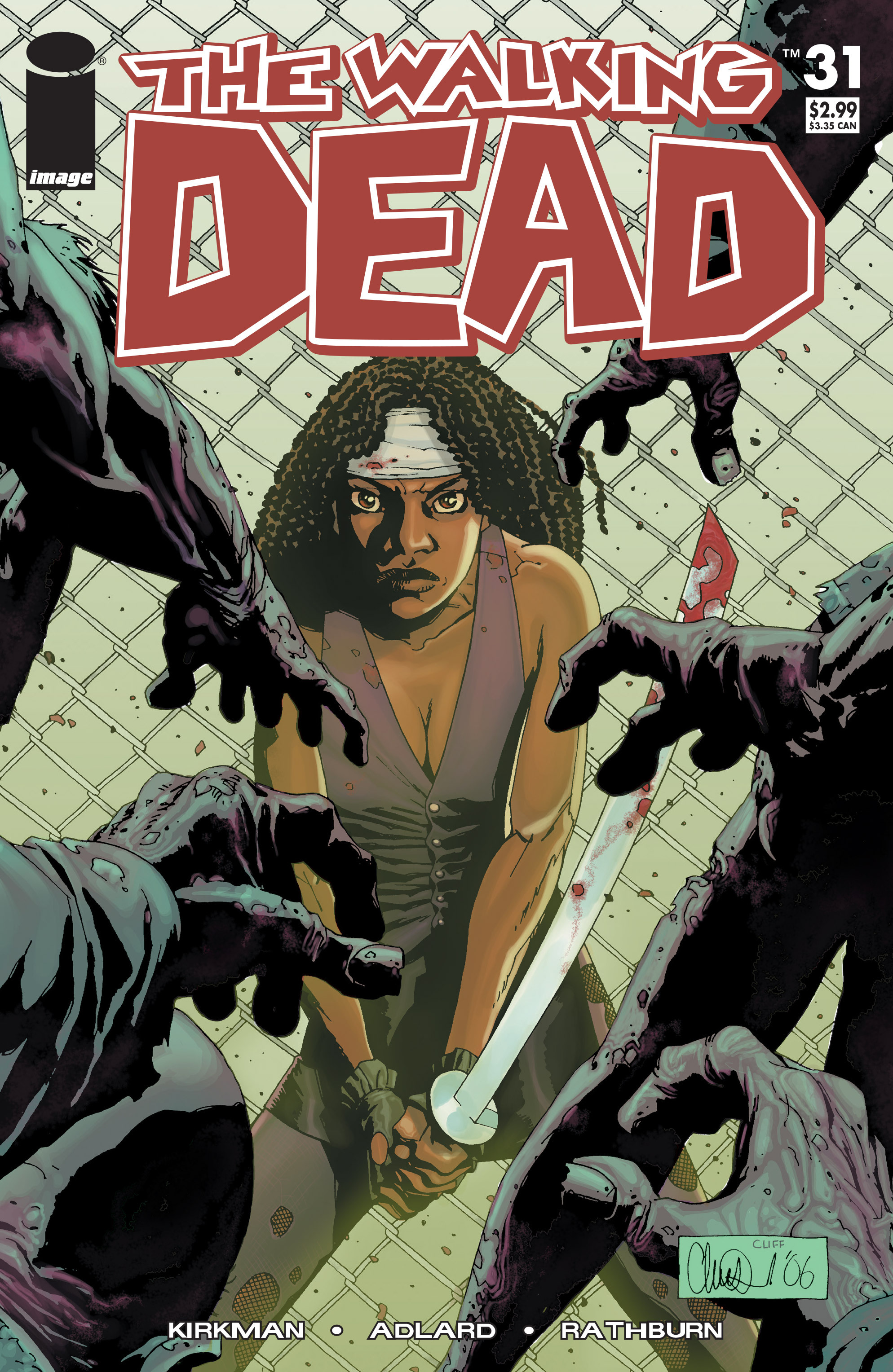 The Walking Dead 31 Page 1