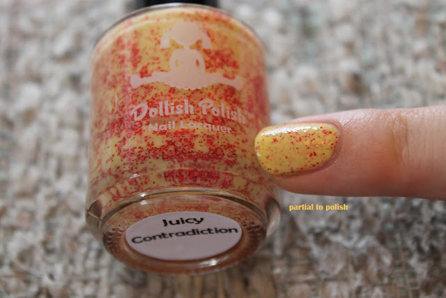 Dollish Polish Juicy Contradiction