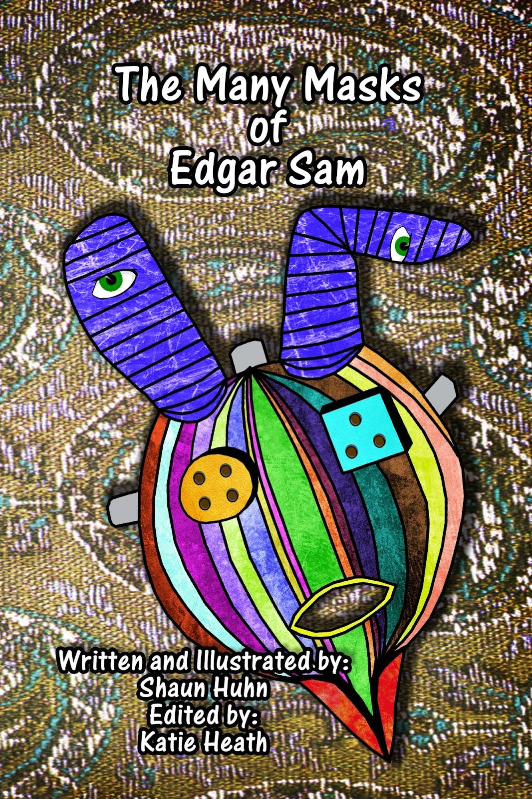 The Many Masks Of Edgar Sam