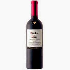 """CHILE: Concha y Toro Cabernet Sauvignon """"Casillero del Diablo"""""""