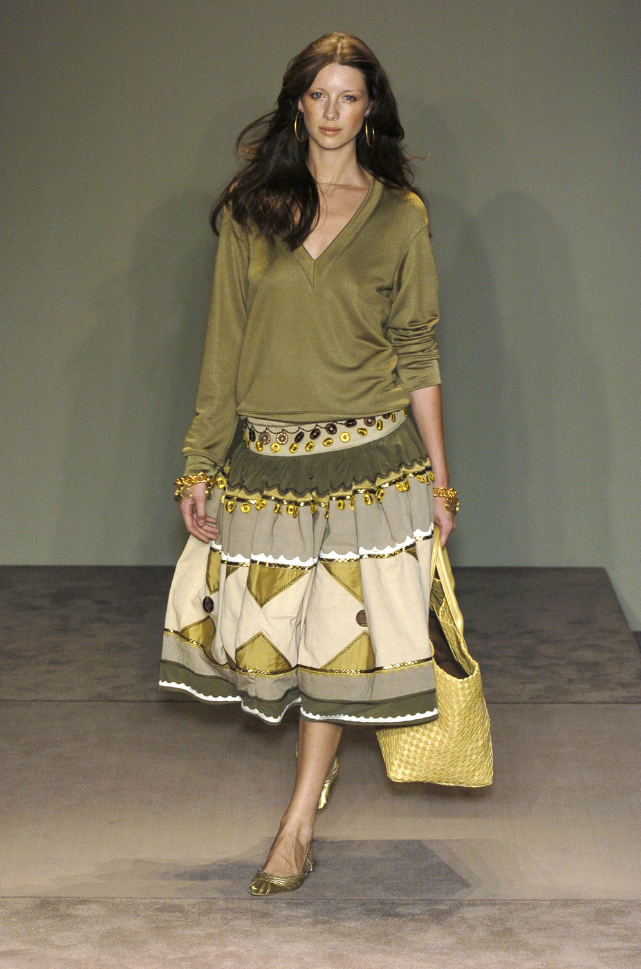 via fashioned by love | Bottega Veneta Spring/Summer 2005
