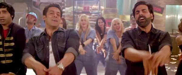 Akshay Kumar & Salman Khan in Fugly title song Trailer