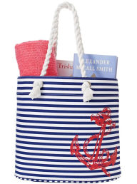 Barnes and Noble by the sea tote