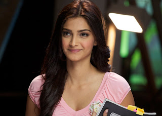 Interview with Sonam Kapoor