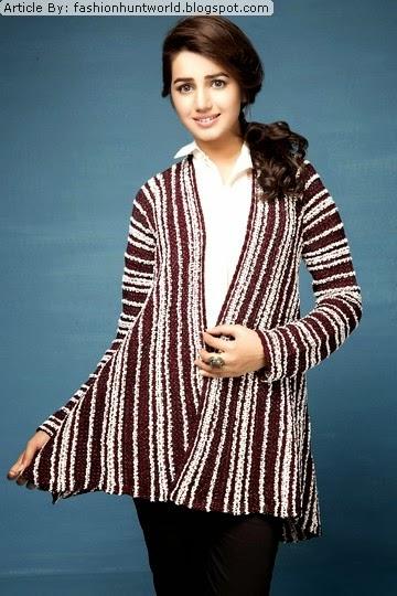 Bonanza Women Sweaters Collection 2015 2016 Best Pakistani Girl