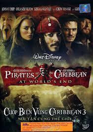 Cướp Biển Vùng Caribê 3 - Nơi Tận Cùng Thế Giới - Pirates Of The Caribbean: At Worl&#39s End