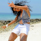 Wet Hamsa Nandini Dancing @ Beach Hot Pics