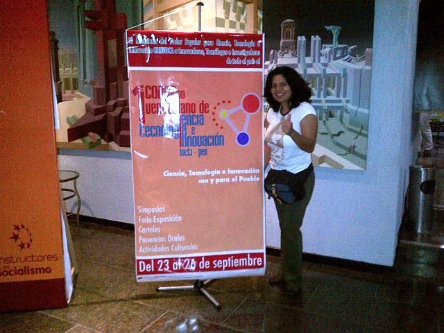 Congreso Ciencia e Innovación