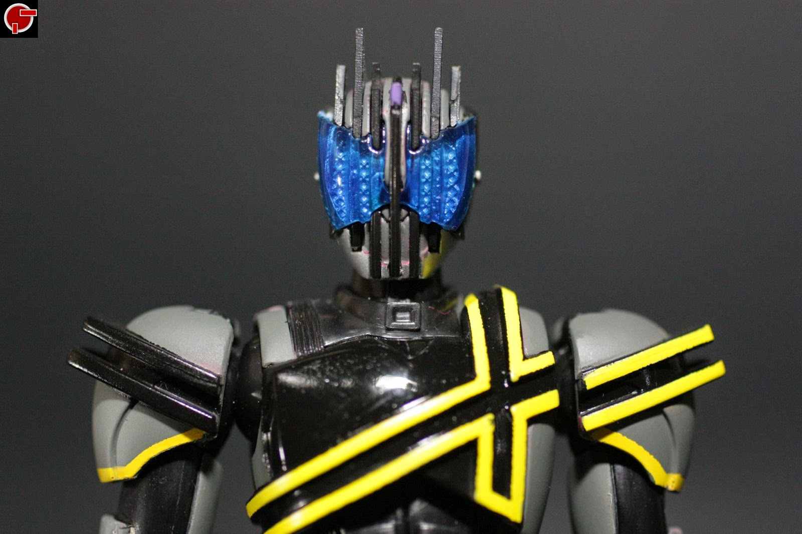 Firestarter's Blog: Toy Review: S.H. Figuarts Kamen Rider ...