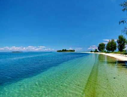 Pulau Dodola Besar & Pulau Dodola Kecil - Wisata Pulau Morotai yang Eksotis