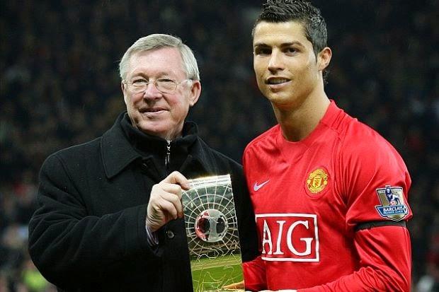 Ronaldo Akui Rindukan Old Trafford Dan Ferguson, info sukan, bola sepak, MU, Cristiano ronaldo