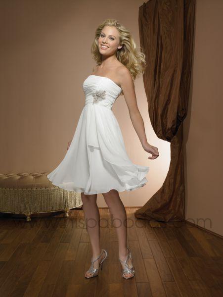 Imagenes de vestidos de novia casuales