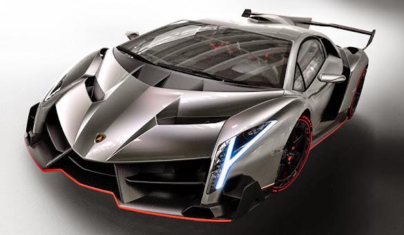 Mobil Sport Lamborghini Veneno Terbaru