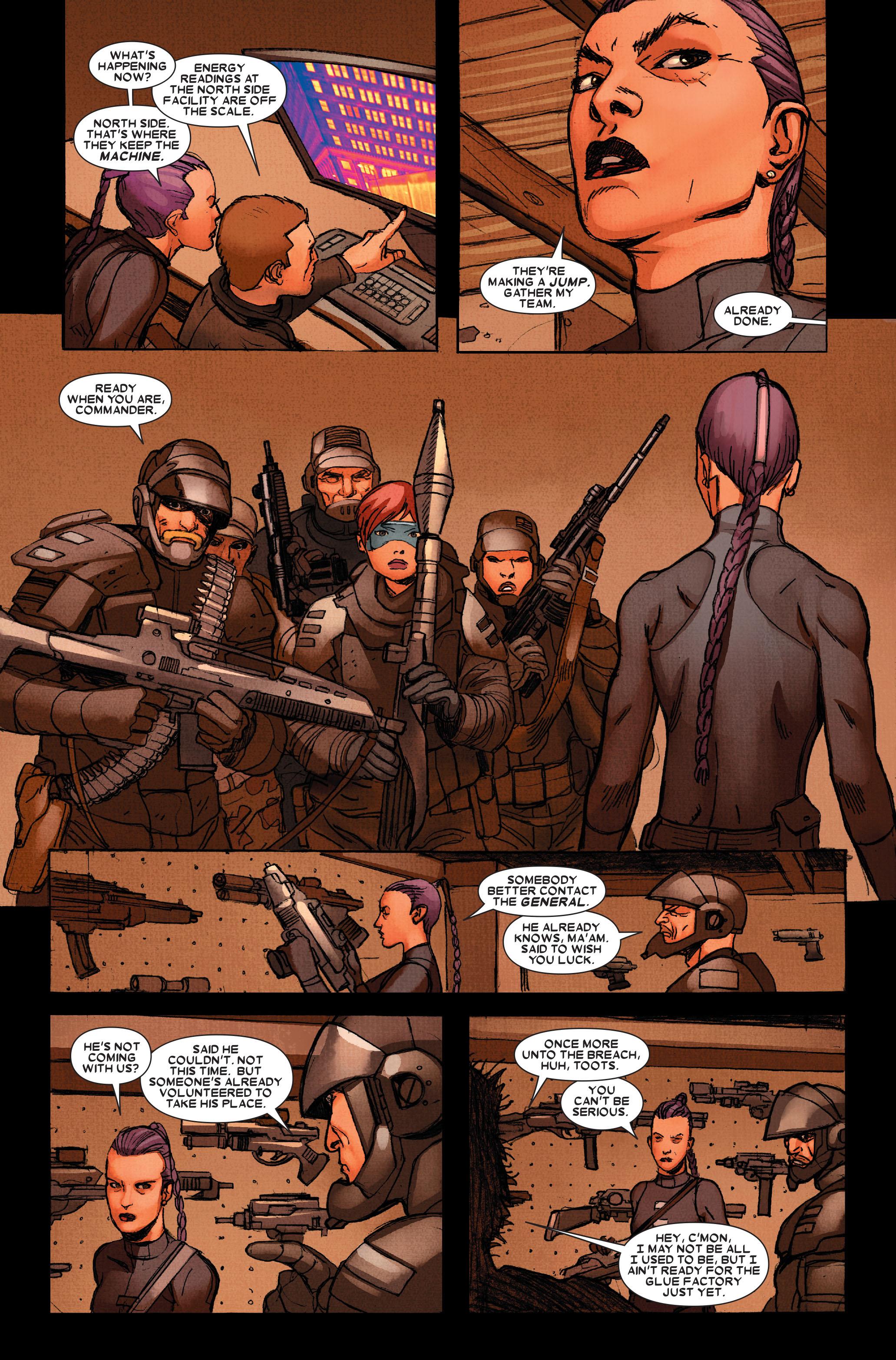 Wolverine: Weapon X #12 #5 - English 5