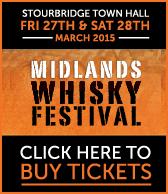 Midlands Whisky Fest 2015