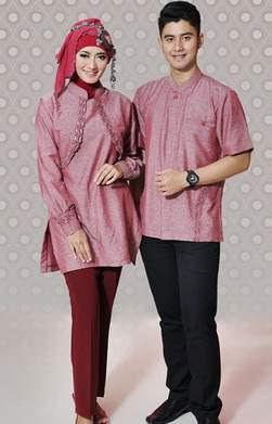 Tren Model Baju Muslim Sarimbit Lebaran Terpopuler