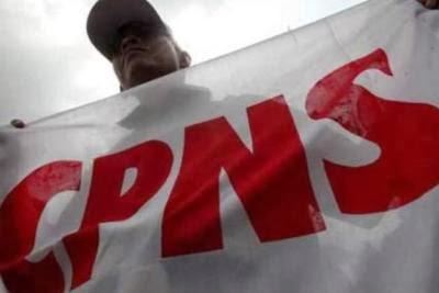 Pemerintah mengumumkan hasil tes CPNS honorer K2 secara bertahap