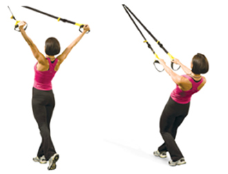 Susurrous Health: Workout Wednesday - TRX Y-Deltoid Raises