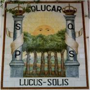 """""""Lucus Solis"""", la Ciudad Romana de Sanlúcar la Mayor."""
