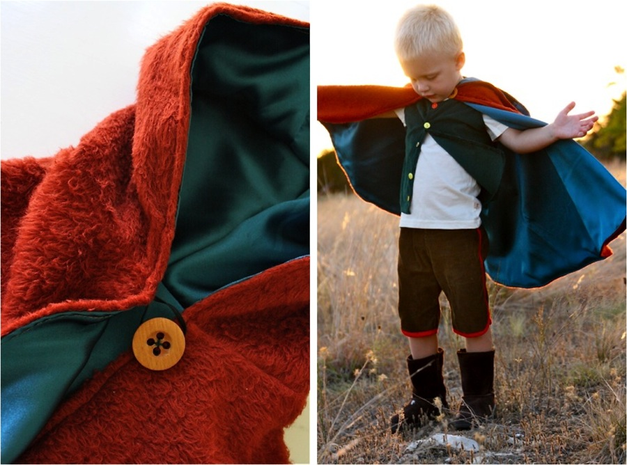 hooded capes – MADE EVERYDAY