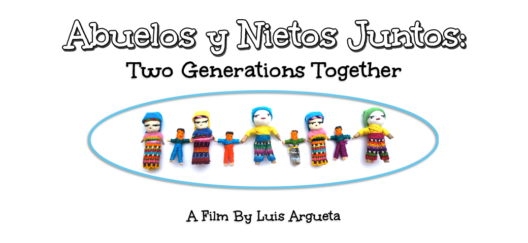 Abuelos y Nietos Juntos: Two Generations Together
