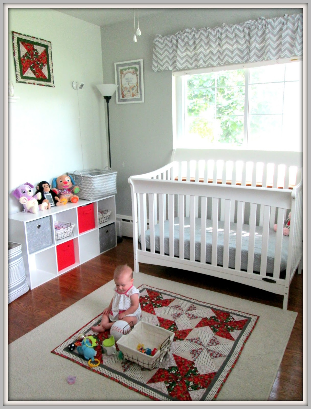 Lauras Plans Reorganizing Emmas Nursery after 7 months 15