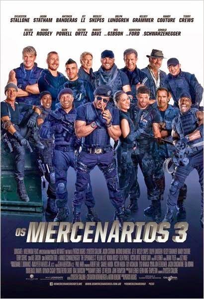 Filme Os Mercenários 3 Dublado AVI BDRip