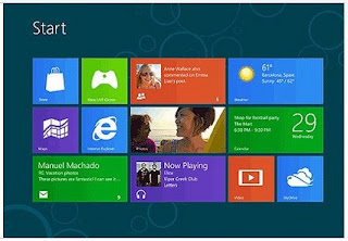 Final version of Windows 8