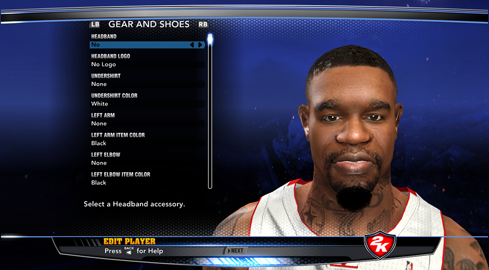 NBA2K Amir Johnson