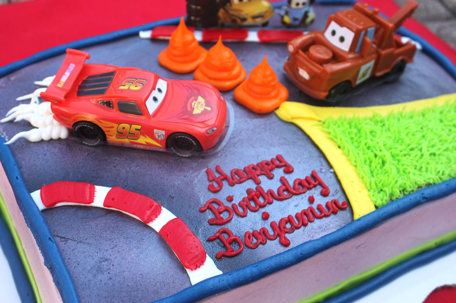A Cars Dream Party Celebration