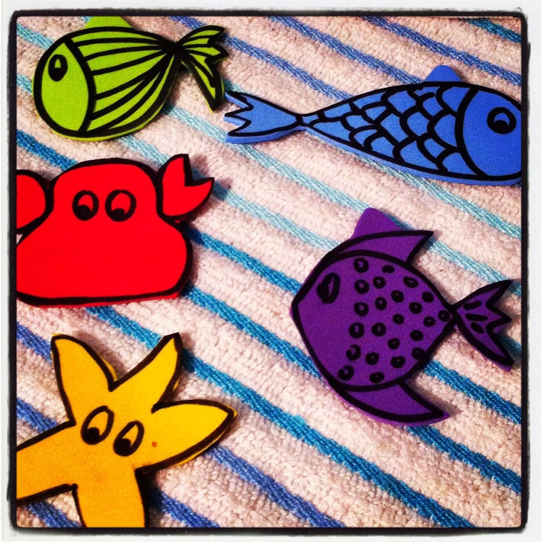 c mo hacer animales marinos con goma eva imagui On como hacer un pez con goma eva