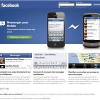Facebook : Mise à niveau de messenger pour les non- utilisateurs de fb