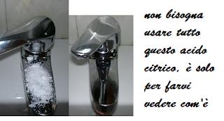 Vivere verde tanti usi per l 39 acido citrico diluito e non diluito - Bombe da bagno senza acido citrico ...