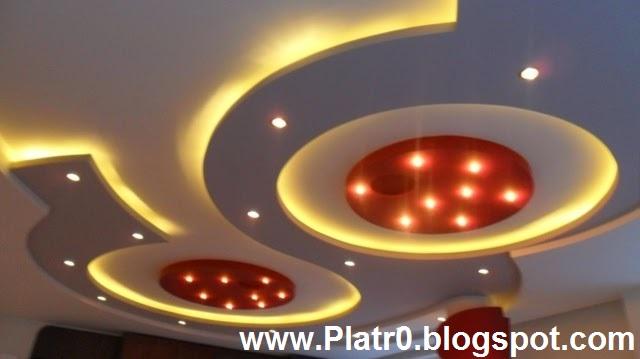 Faux Plafond Chambre À Coucher Tunisie : Gypsum Ceiling Designs Latest