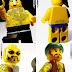 Tattooed Lego! hahaha