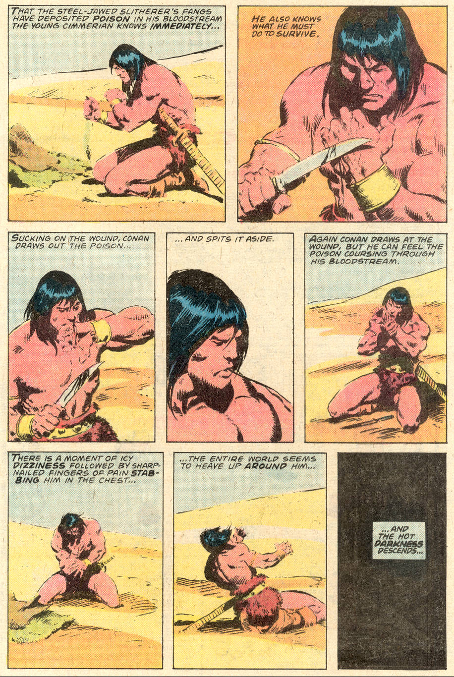 Conan the Barbarian (1970) Issue #116 #128 - English 4