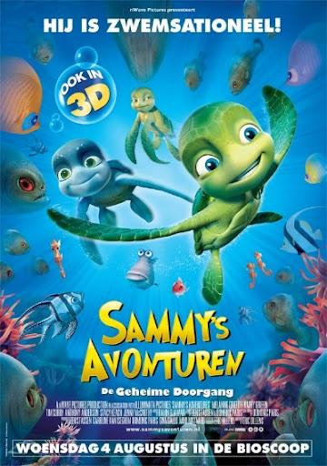 Câu Chuyện Về Chú Rùa Sammy - A Turtles Tale Sammys Adventure 2010