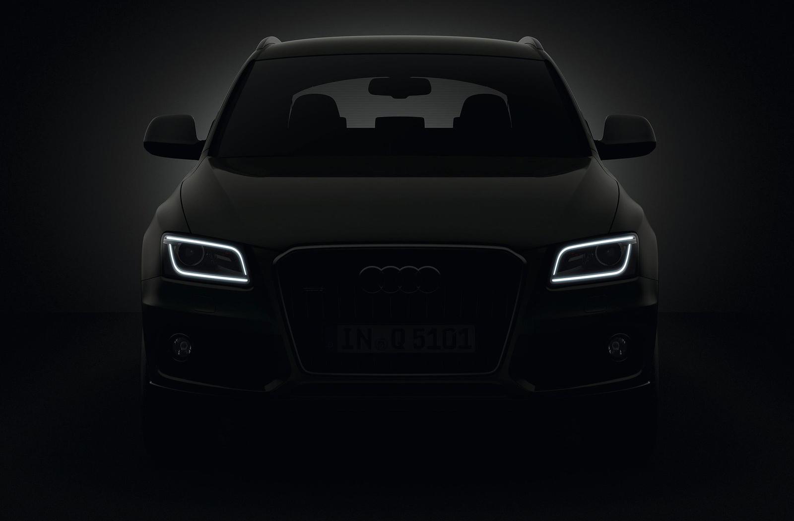 2013 Audi Q5 LED Headlights