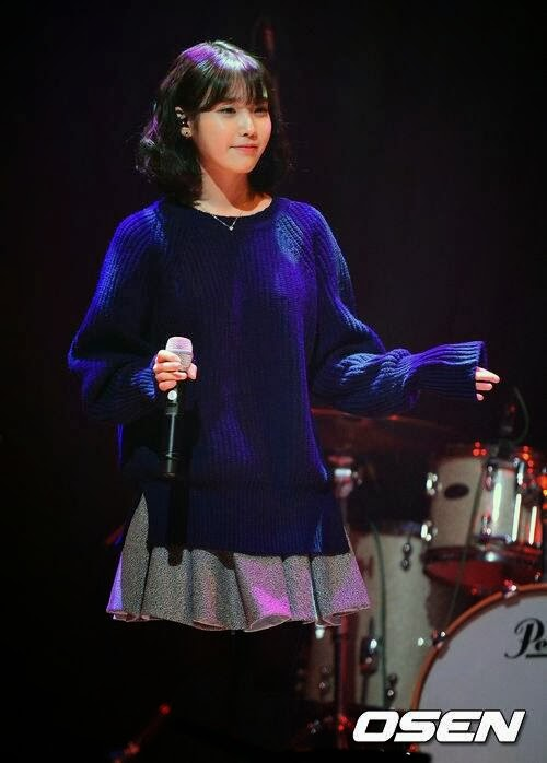 IU to participate in debut single of vocal group HIGH4